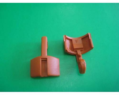 Кнопка для паровой щетки 2F 430704 - 1шт.