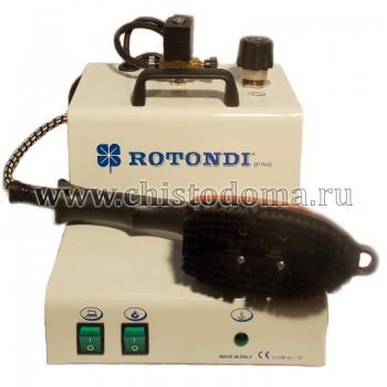 Парогенератор Rotondi Mini 3 с щеткой для отпаривания