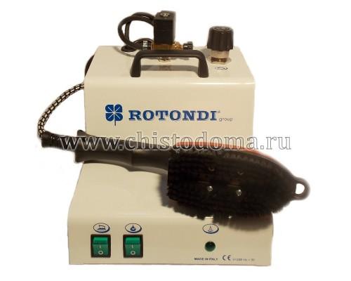 Отпариватель Rotondi Mini 3 с щеткой