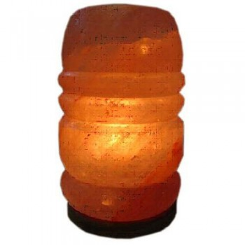 Солевая лампа Римский столб