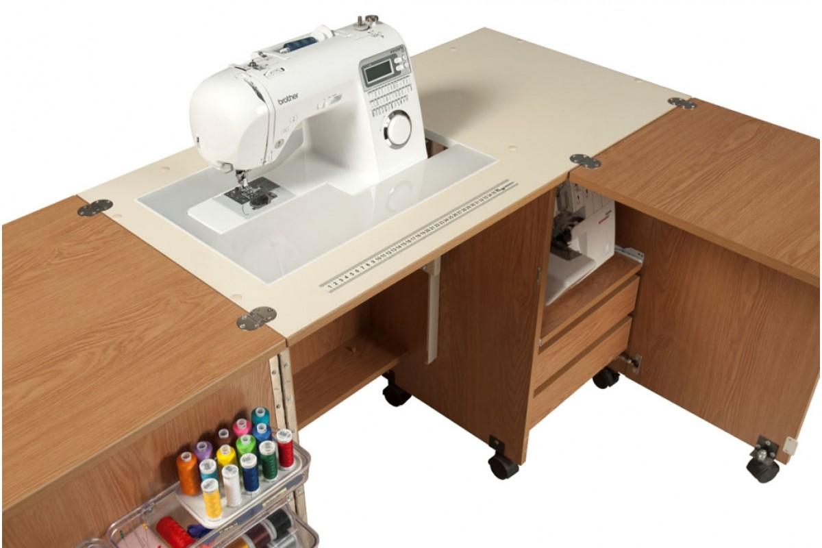 Столик для швейной машинки фото