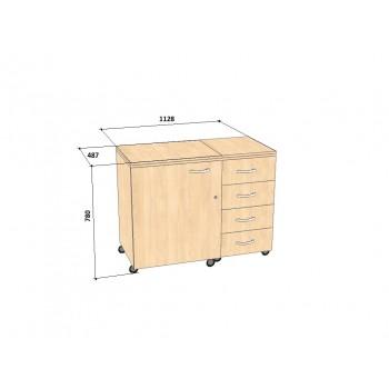 Стол для швейной машины Комфорт-2L