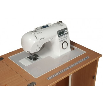 Стол для швейной машины и оверлока Комфорт-6XL