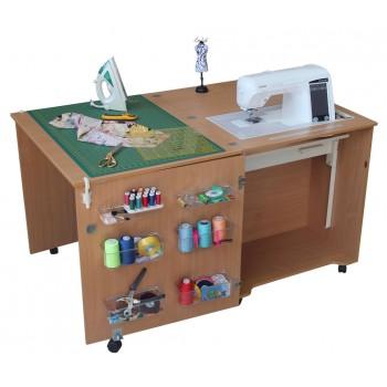 Стол для швейной машины и оверлока Комфорт 1QXL