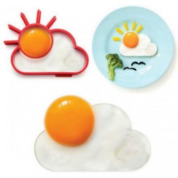 Форма для яичницы силиконовая «Рассвет»