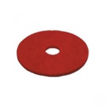 "Пад Red Buff 25мм 16""  красный"