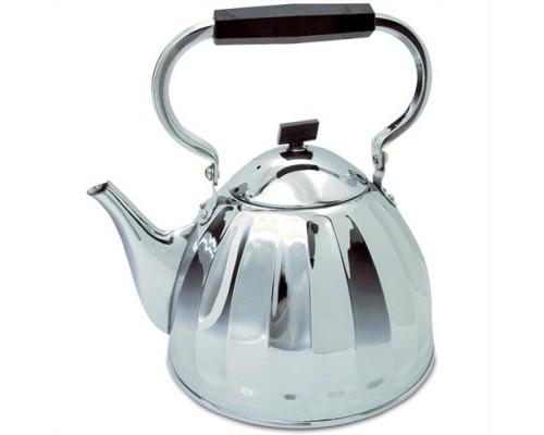 Чайник 2 литра Кольчугинский никелированный
